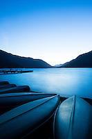 Lake Crescent Lodge, Olympic National Park, WA