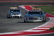 October 30-November 2 : United States Grand Prix 2014, Safety car