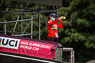 2021 UCI BMXSX World Cup<br /> Round 3 and 4 at Bogota (Colombia)<br /> Friday Practice