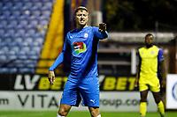 Richie Bennett. Stockport County 0-0 Solihull. Vanarama National League. 27.10.20