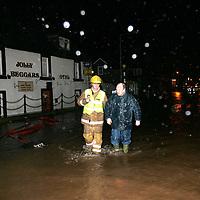 Milnathort Flooding