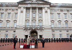 London: The Duke of Edinburgh takes his final duty - 2 Aug 2017