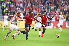 Lille vs Montpellier 17 Feb 2019