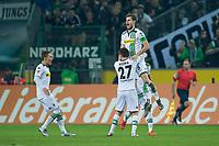 BILDET INNGÅR IKEK I FASTAVTALER. ALL NEDLASTING BLIR FAKTURERT.<br /> <br /> Fotball<br /> Tyskland<br /> Foto: imago/Digitalsport<br /> NORWAY ONLY<br /> <br /> Sonntag 20.12.2015, 1. Bundesliga, Saison 2015/2016, 17. Spieltag in Moenchengladbach, Borussia Moenchengladbach - SV Darmstadt 98, jubel um Håvard Nordtveit (Gladbach) nach seinem treffer zum 2:1
