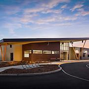 HY Architects- ComCare Woodland