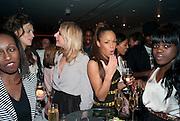 SARAH JANE, The after-party after the premiere of Duncan WardÕs  film ÔBoogie WoogieÕ ( based on the book by Danny Moynihan). Westbury Hotel. Conduit St. London.  13 April 2010 *** Local Caption *** -DO NOT ARCHIVE-© Copyright Photograph by Dafydd Jones. 248 Clapham Rd. London SW9 0PZ. Tel 0207 820 0771. www.dafjones.com.<br /> SARAH JANE, The after-party after the premiere of Duncan Ward's  film 'Boogie Woogie' ( based on the book by Danny Moynihan). Westbury Hotel. Conduit St. London.  13 April 2010