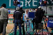 DESCRIZIONE : Siena Lega A 2008-09 Playoff Finale Gara 2 Montepaschi Siena Armani Jeans Milano<br /> GIOCATORE : Paola Ellisse Sky<br /> SQUADRA : <br /> EVENTO : Campionato Lega A 2008-2009 <br /> GARA : Montepaschi Siena Armani Jeans Milano<br /> DATA : 12/06/2009<br /> CATEGORIA : ritratto <br /> SPORT : Pallacanestro <br /> AUTORE : Agenzia Ciamillo-Castoria/G.Ciamillo