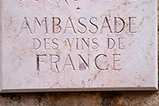 ambassade des vins de france wine museum beaune cote de beaune burgundy france