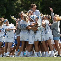 2016-05-15 Duke at North Carolina women's lacrosse