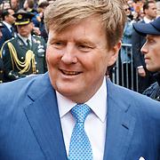 NLD/Groningen/20180427 - Koningsdag Groningen 2018, Willem-Alexander