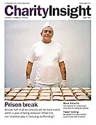 Charity Insight magazine cover issue 7 2011