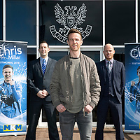 Chris Millar Testimonial Launch