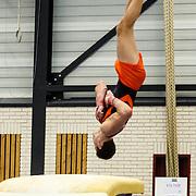NLD/Nijverdal/20160305 - Turninterland Nederland - Spanje, Boudewijn de Vries