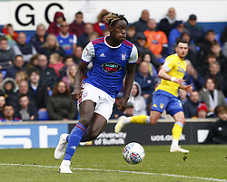 May 5, 2019 - Ipswich, England, United Kingdom - Ipswich Town's Trevoh Chalobah.during Sky Bet Championship match between Ipswich Town and Leeds United at Portman Road, Ipswich on 05 May 2019. (Credit Image: © Action Foto Sport/NurPhoto via ZUMA Press)
