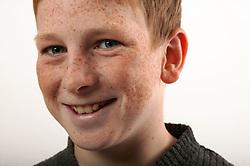 Portrait of boy,