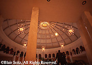 Hershey, PA, Milton Hershey School, Founder's Hall, Dome Interior, Rotunda