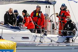 , Maibock Regatta 11. - 12.05.2019, ORC - WILMA - GER 6014 - HANSE 370 - Ralf DR WIEDENER - Segler-Verein Trave e. V