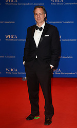 CNN commentator Jake Tapper arrives for the White House Correspondents' Association (WHCA) dinner in Washington, D.C., on Saturday, April 29, 2017 (Photo by Riccardo Savi)  *** Please Use Credit from Credit Field ***