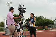 255 Katie Walker 2013 Paralympic Track & Field Trials in San Antonio, Texas.