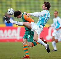 v.l. Krisztian Lisztes, Marco Kurz 1860<br /> Bundesliga TSV 1860 MŸnchen - Werder Bremen