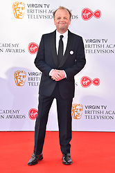 Toby Jones attending the Virgin TV British Academy Television Awards 2018 held at the Royal Festival Hall, Southbank Centre, London.