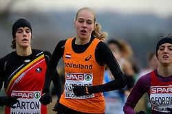 08-12-2013 ATHLETICS: SPAR EC CROSS COUNTRY: BELGRADE<br /> Junior women 4 km / Jip Vastenburg die 21ste wordt in een tijd van 13.55<br /> ©2013-WWW.FOTOHOOGENDOORN.NL