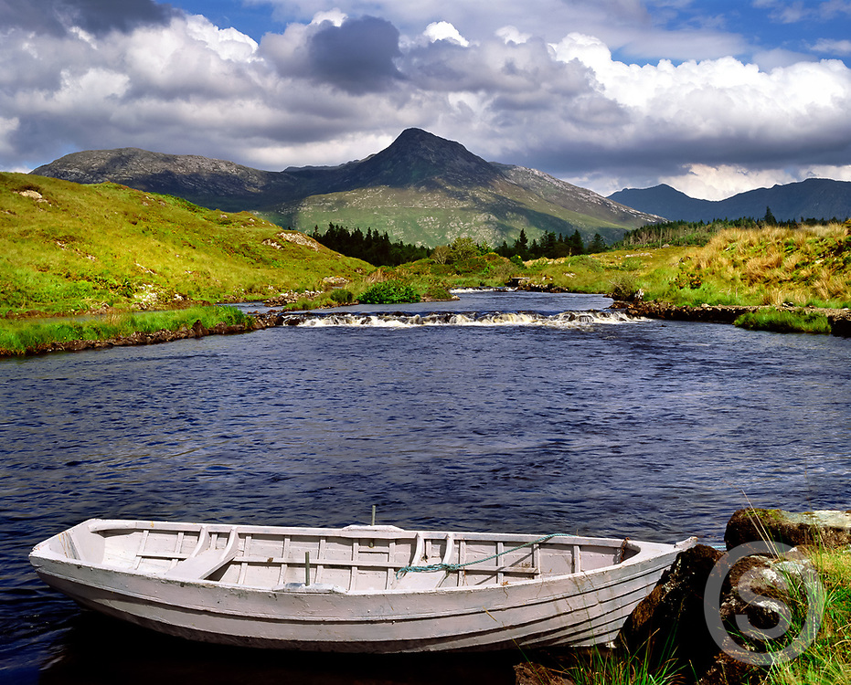 Photographer: Chris Hill, Owenmore River, County Galway