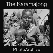KARAMAJONG or Karimajong Tribal People of Uganda -  Photo Wall Art by Photographer Paul E Williams