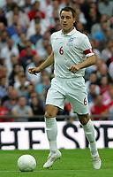 Fotball<br /> England<br /> Foto: Fotosports/Digitalsport<br /> NORWAY ONLY<br /> <br /> England vs Slovenia International Friendly 05/09/09<br /> <br /> England captain John Terry in action.