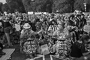 BBC Proms in the Park, Hyde Park. London. 14 September 2019