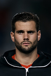 September 11, 2018 - Elche, Alicante, Spain - Nacho Fernandez Iglesias of Spain looks on prior to the UEFA Nations League A group four match between Spain and Croatia at Manuel Martinez Valero on September 11, 2018 in Elche, Spain  (Credit Image: © David Aliaga/NurPhoto/ZUMA Press)