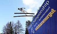 Hopp<br /> FIS World Cup<br /> Bad Mittendorf Østerrike<br /> 12.01.2014<br /> Foto: Gepa/Digitalsport<br /> NORWAY ONLY<br /> <br /> FIS Weltcup der Herren, Kulm.  Bild zeigt Robert Johansson (NOR).