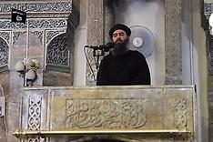 Ibrahim Al-Badri, or Abu Bakr Al-Baghdadi - 27 Oct 2019