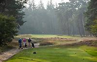 HILVERSUM - hole 5. Hilversumsche Golf Club, COPYRIGHT  KOEN SUYK