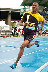 adidas Grand Prix Diamond League professional track & field meet: Junior Boys' 4x400m Relay