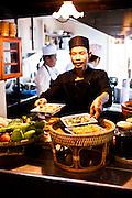 Thai Lao Yeh Restaurant at Cabochon Hotel.