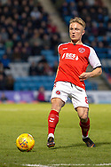 Fleetwood Town midfielder Kyle Dempsey (8) during the EFL Sky Bet League 1 match between Gillingham and Fleetwood Town at the MEMS Priestfield Stadium, Gillingham, England on 3 November 2018.<br /> Photo Martin Cole
