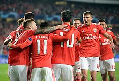 SL Benfica v AFC Ajax - 07 Nov 2018