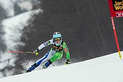 HROVAT Meta of Slovenia competes during  the 6th Ladies'  GiantSlalom at 55th Golden Fox - Maribor of Audi FIS Ski World Cup 2018/19, on February 1, 2019 in Pohorje, Maribor, Slovenia. Photo by Vid Ponikvar / Sportida