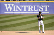 CHICAGO - APRIL 08:  Tim Anderson #7 of the Chicago White Sox fields against the Tampa Bay Rays on April 8, 2019 at Guaranteed Rate Field in Chicago, Illinois.  (Photo by Ron Vesely)  Subject:   Tim Anderson