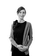 Perrine Bertin-Lefort pendant la journée de la femme, Paris, le 8 mars 2012. Photo : Lucas Schifres/Pictobank