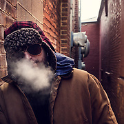 'Conversation With A Stranger' - Stephen S Reardon Photography