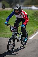 2018 UCI BMX Supercross<br /> Round 7 Santiago Del Estero (Argentina)<br /> Elite Women<br /> Practice<br /> #105 (PIZARRO ARAUJO Rocio Macarena) CHI