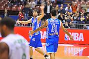 DESCRIZIONE : Milano Final Eight Coppa Italia 2014 Finale Montepaschi Siena - Dinamo Banco di Sardegna Sassari<br /> GIOCATORE : Brian Sacchetti<br /> CATEGORIA : Ritratto Esultanza<br /> SQUADRA : Dinamo Banco di Sardegna Sassari<br /> EVENTO : Final Eight Coppa Italia 2014 Milano<br /> GARA : Montepaschi Siena - Dinamo Banco di Sardegna Sassari<br /> DATA : 09/02/2014<br /> SPORT : Pallacanestro <br /> AUTORE : Agenzia Ciamillo-Castoria / Luigi Canu<br /> Galleria : Final Eight Coppa Italia 2014 Milano<br /> Fotonotizia : Milano Final Eight Coppa Italia 2014 Finale Montepaschi Siena - Dinamo Banco di Sardegna Sassari<br /> Predefinita :