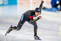 10-11-2017 NED: ISU World Cup, Heerenveen<br /> 500 m women, Maki Tsuji JAP