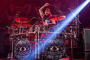 Mike Portnoy during Sons of Apollo performance at The Opera House.<br /> <br /> Toronto, Canada<br /> April 20th 2018