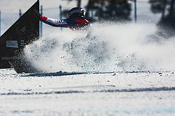 Parallel slalom FIS Snowboard Alpine World Championships 2021 on March 2nd 2021 on Rogla, Slovenia. Photo by Grega Valancic / Sportida