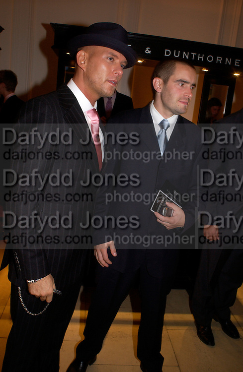 Matt Goss and his brother Adam Goss, British Luxury Club, Celebration, the Orangery, Kensington Palace. 16 September 2004. SUPPLIED FOR ONE-TIME USE ONLY-DO NOT ARCHIVE. © Copyright Photograph by Dafydd Jones 66 Stockwell Park Rd. London SW9 0DA Tel 020 7733 0108 www.dafjones.com