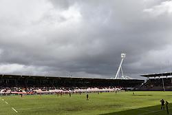 January 27, 2019 - Toulouse, France - Stade Ernest Wallon a Toulouse (Credit Image: © Panoramic via ZUMA Press)