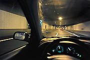 Nederland, Roermond, 18-3-2011De Roertunnel in de A73 die onder Roermond loopt. Veel vertraging in het gereed komen ontstond door aanvullende wetgeving over tunnelveiligheid die in de eindfase alsnog aangebracht moesten worden.Foto: Flip Franssen/Hollandse Hoogte